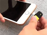 2 in 1 Dual Port for iPhone