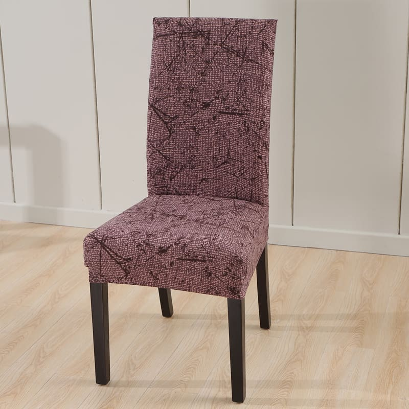 string printed chair cover seat for dining room slipcovers spandex stretch wedding office hotel chair covers