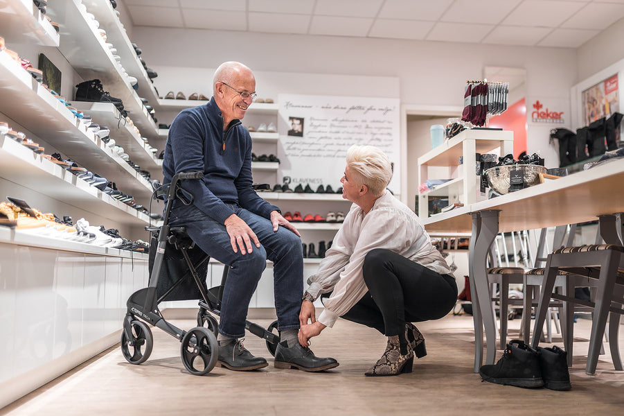 Tip Time - Things to consider when buying a rollator