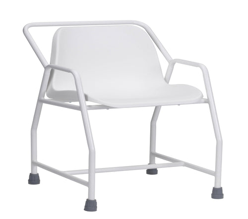 Stationary Shower Chair With Handle (Fixed Height)
