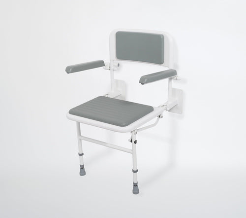 Nymas Wall Mounted Shower Seat