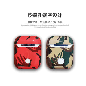 Fashion AirPods PC Case Cover Protective for Apple Airpod Charging Case