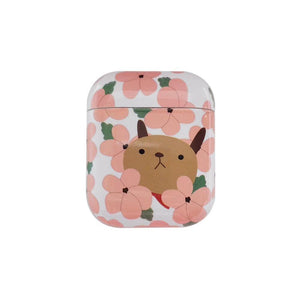 Cute Girl AirPods PC Case Cover Protective for Apple Airpod Charging Case