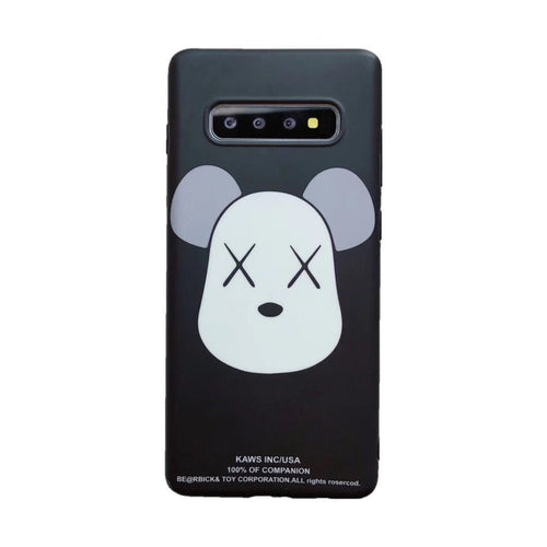 Fashion Bear Case Samsung galaxy Protective Phone Case for Samsung