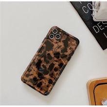 Load image into Gallery viewer, Fine Leopard Print iPhone Case for All Models - New!