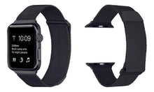 Load image into Gallery viewer, Milanese Loop Mesh Band for Apple Watch Series 1, 2, 3, & 4