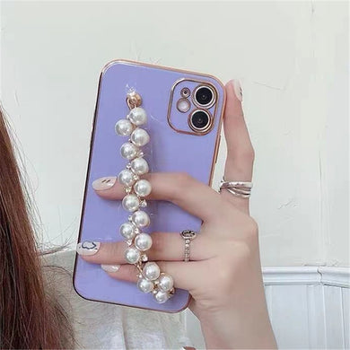Purple Fancy Chain Stylish iPhone For All Models - New!