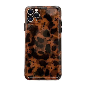 Fine Leopard Print iPhone Case for All Models - New!