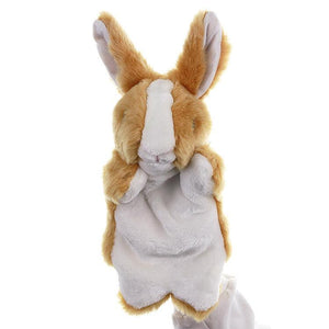 Popular Rabbit Stage Puppet Playing Teaching Plush Toys
