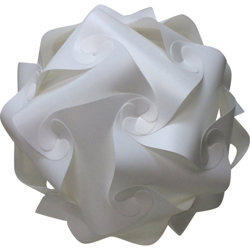 White Puzzle Lamps