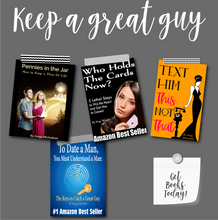 Load image into Gallery viewer, Keep a Great Guy Book Bundle