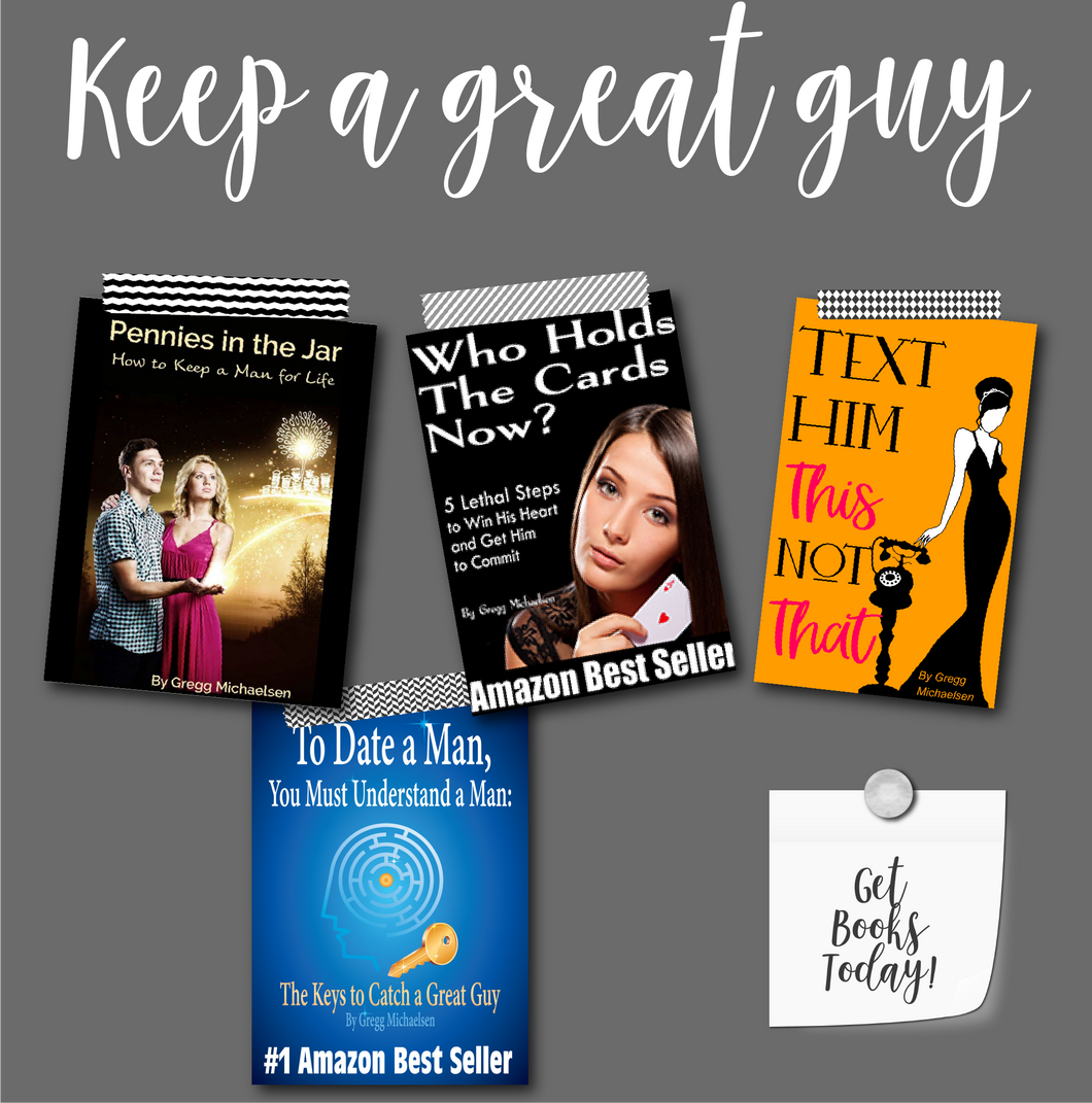 Keep a Great Guy Book Bundle