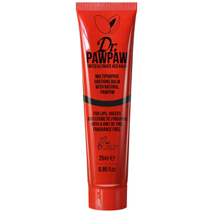 DR. PAWPAW - Tinted Ultimate Red Multipurpose Balm 25ml