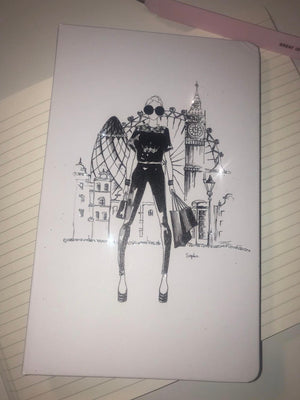 Notebook by Sopiko - Hello from London