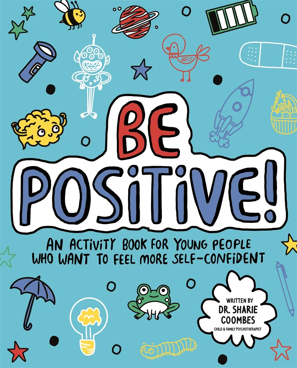 Be Positive! Mindful Kids Activity Book