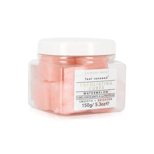 SUNDAY RAIN - Watermelon Exfoliating Cubes 150g