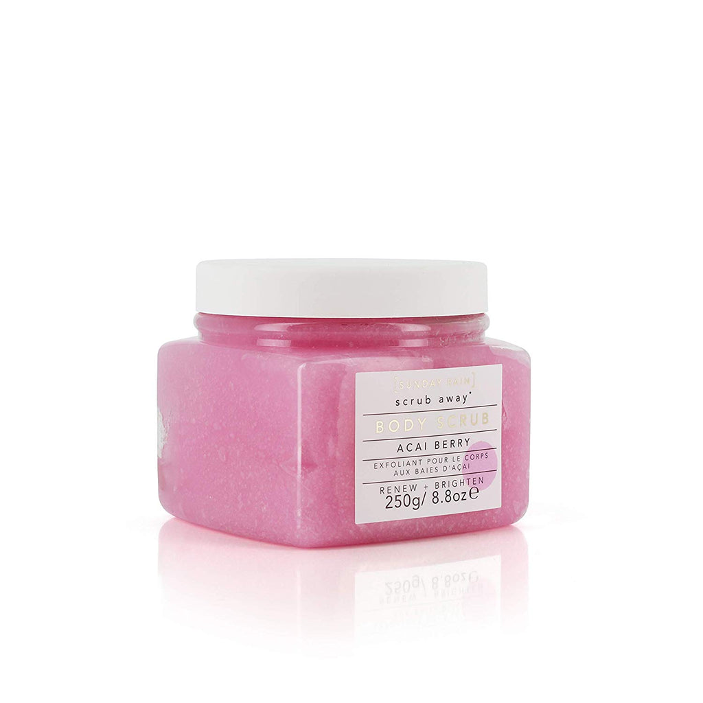 SUNDAY RAIN - Acai Berry Body Scrub 250g