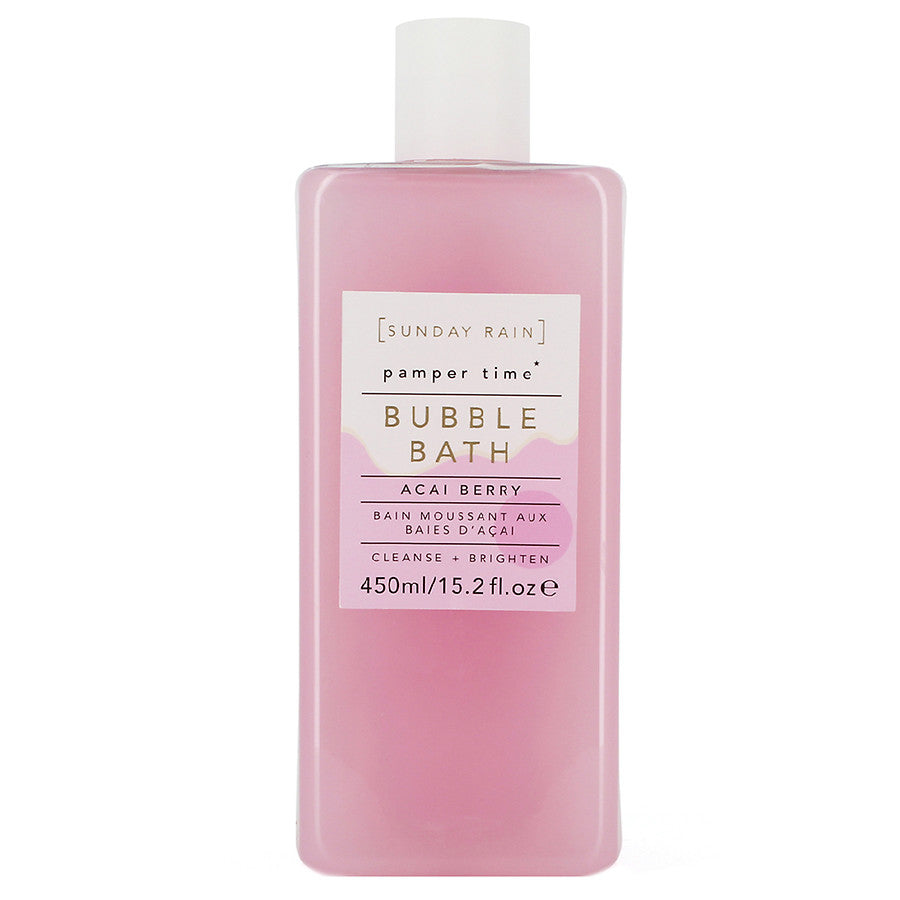 SUNDAY RAIN - Acai Berry Bubble Bath 450ml