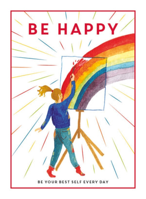 TEEN BREATHE - Be Happy Book