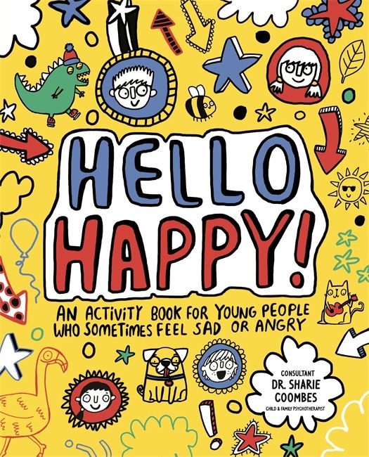 Hello Happy! Mindful Kids Activity Book