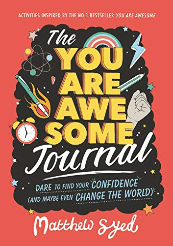 'You Are Awesome' Journal