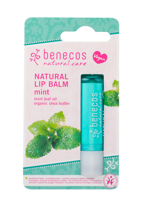 BENECOS - Natural Lip Balm (5 options) 4.8g