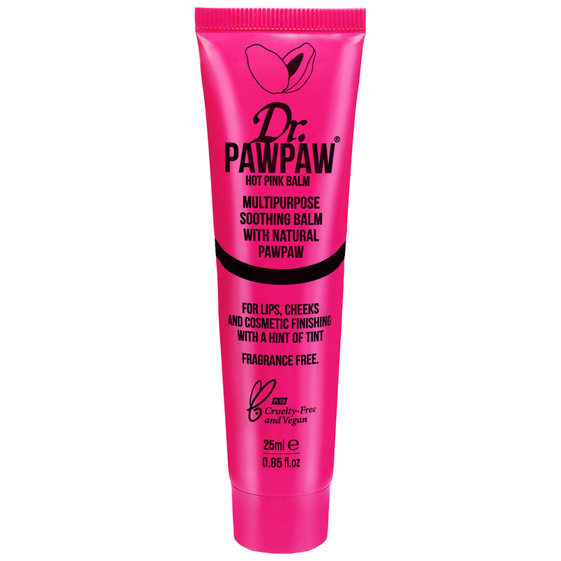 DR. PAWPAW - Tinted Hot Pink Multipurpose Balm 25ml