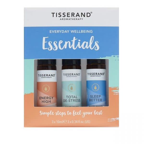 TISSERAND - Everyday Wellbeing Essentials Roller Ball Kit