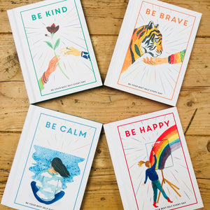 TEEN BREATHE - Be Brave Book