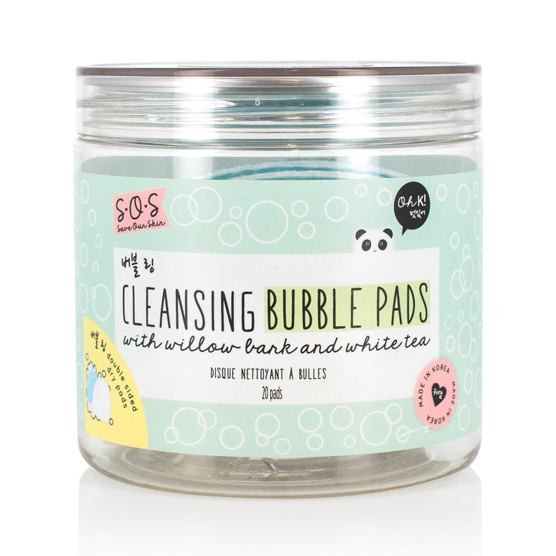 OH K! - SOS Cleansing Bubble Pads