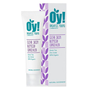 GREEN PEOPLE - Oy! Clear Skin Blemish Concealer 30ml
