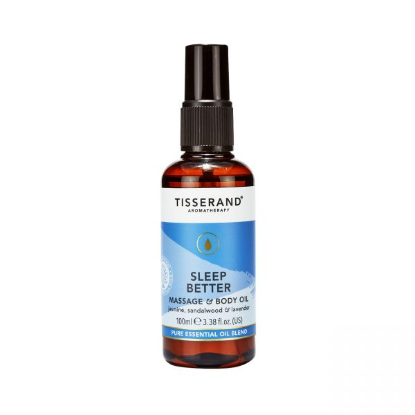TISSERAND - Sleep Better Massage & Body Oil 100ml