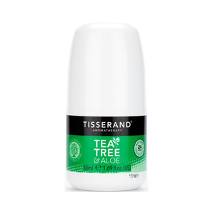 TISSERAND - Tea Tree & Aloe Deodorant 50ml