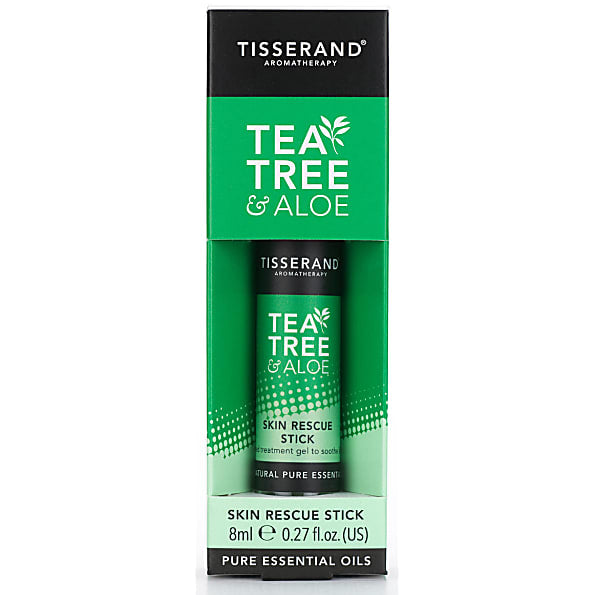 TISSERAND - Tea Tree & Aloe Skin Rescue Stick 8ml