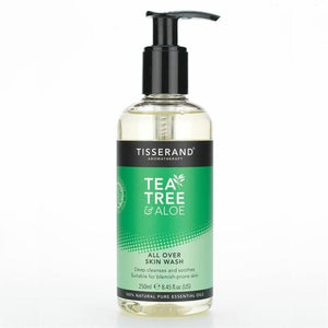 TISSERAND - Tea Tree & Aloe All Over Skin Wash 250ml