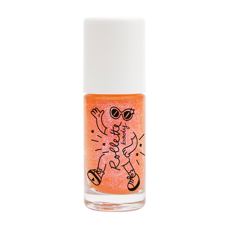 NAILMATIC - Peach Body Glitter 20ml