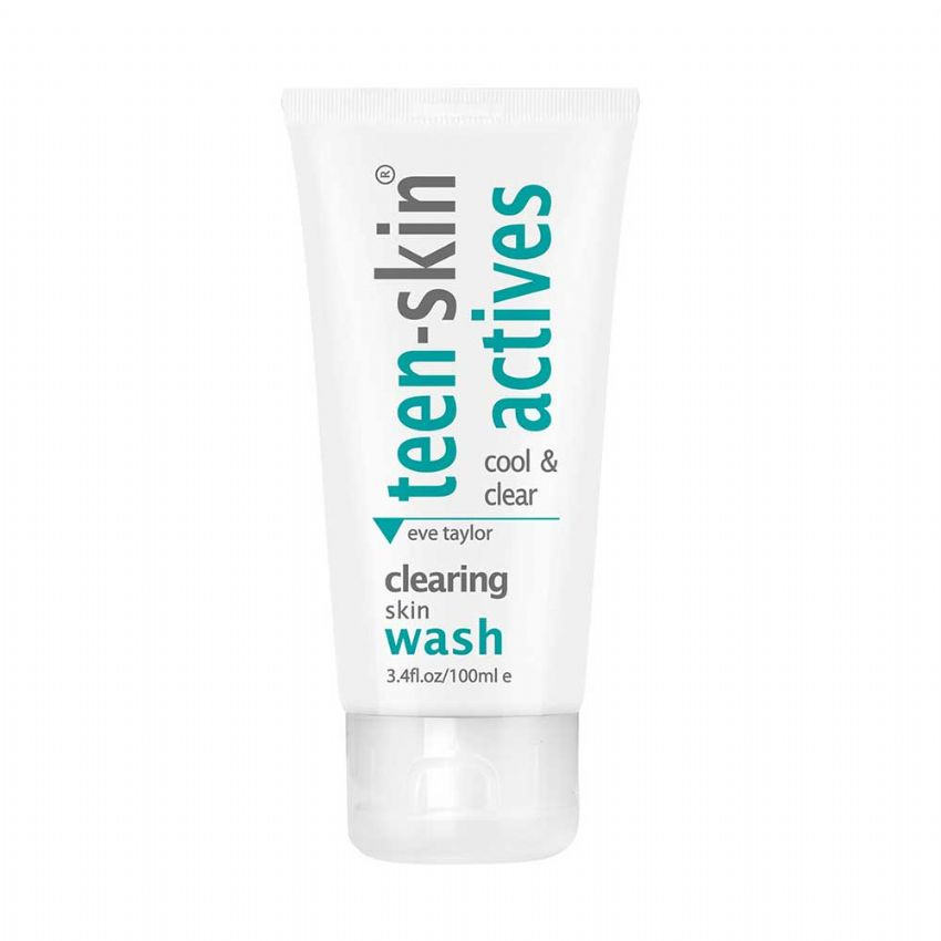 TEEN-SKIN ACTIVES - Clearing Skin Wash 100ml