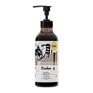 YOPE - Natural Linden Shower Gel 400ml