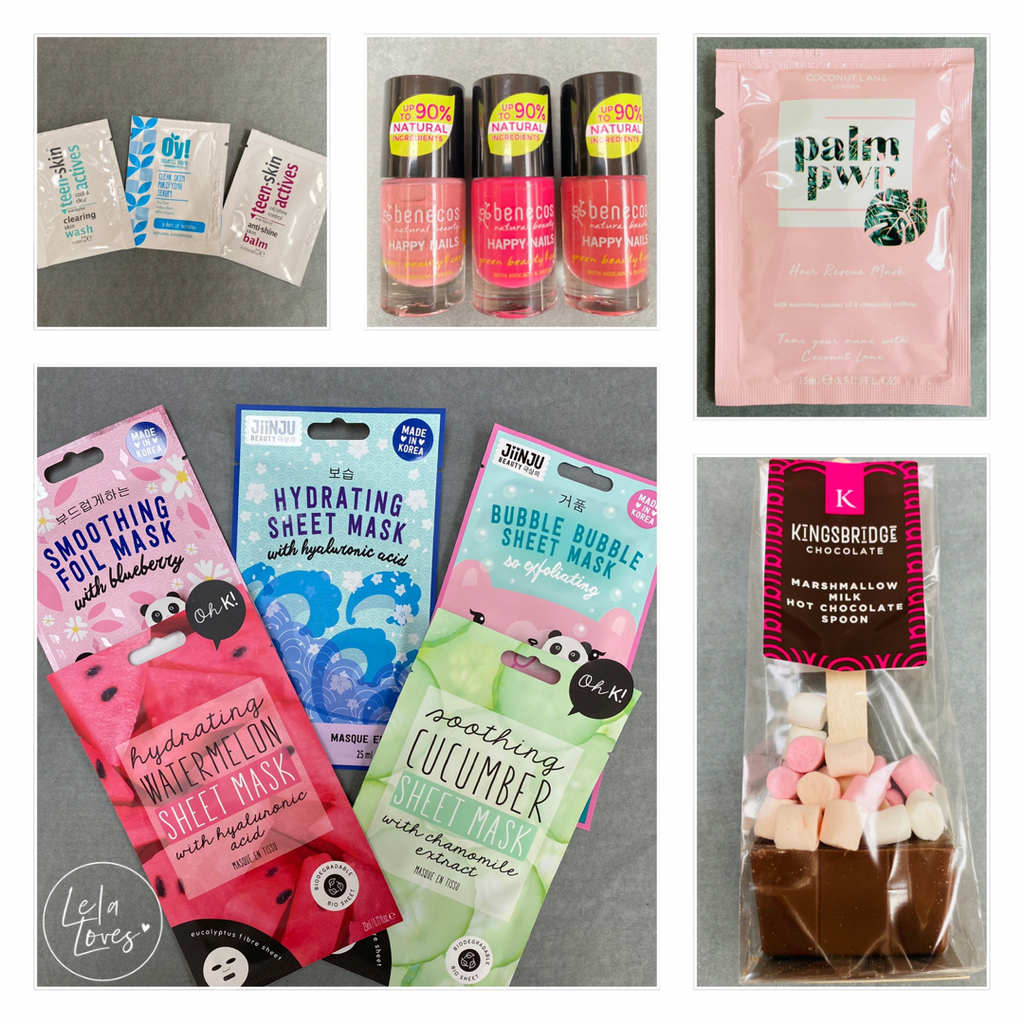 Virtual Pamper Party Packs x2