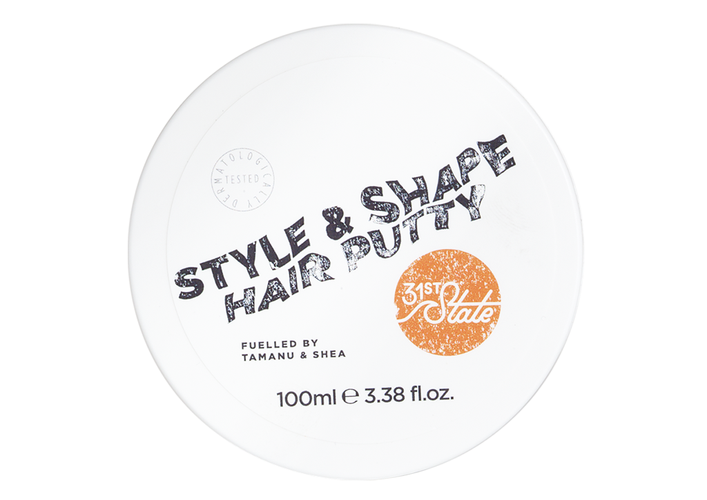 31st State for Boys - Style & Shape Hair Putty 100ml