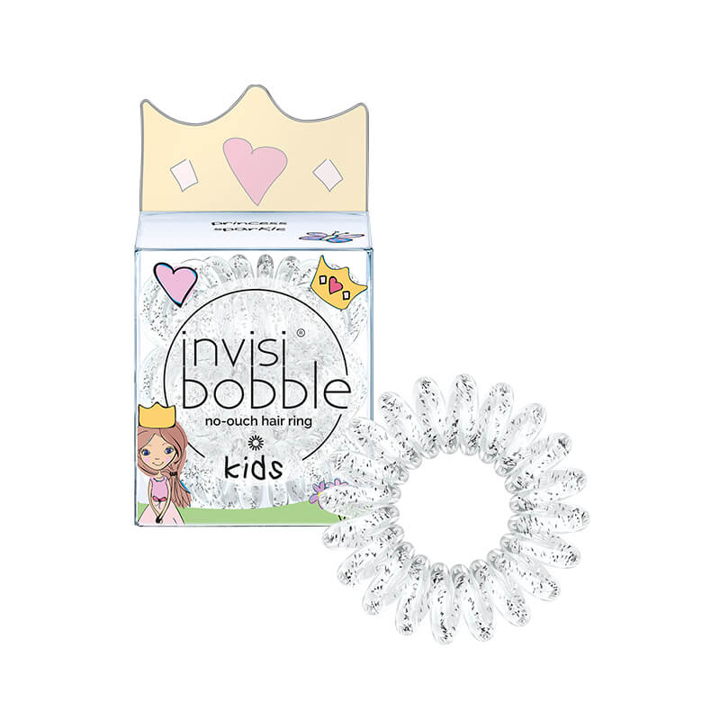 INVISIBOBBLE - Princess Sparkle Hair Ring (3 pack)