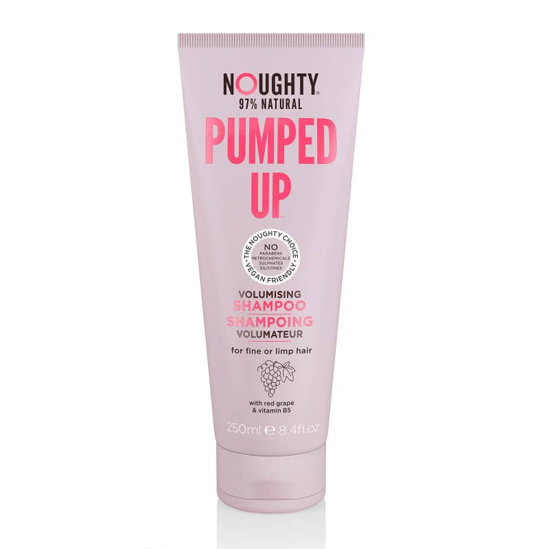 NOUGHTY - Pumped Up Volumising Shampoo 250ml