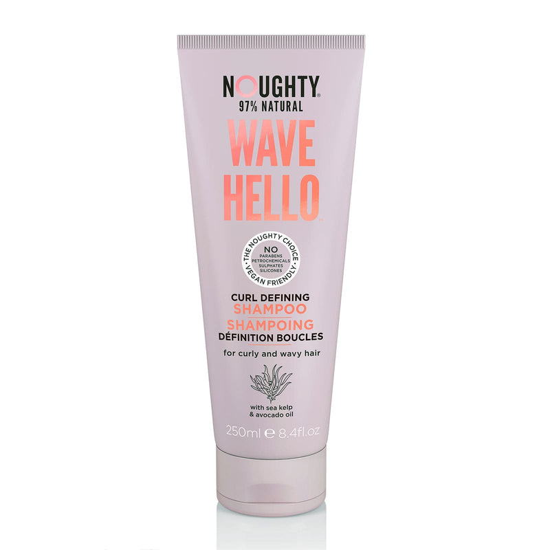 NOUGHTY - Wave Hello Curl Defining Shampoo 250ml