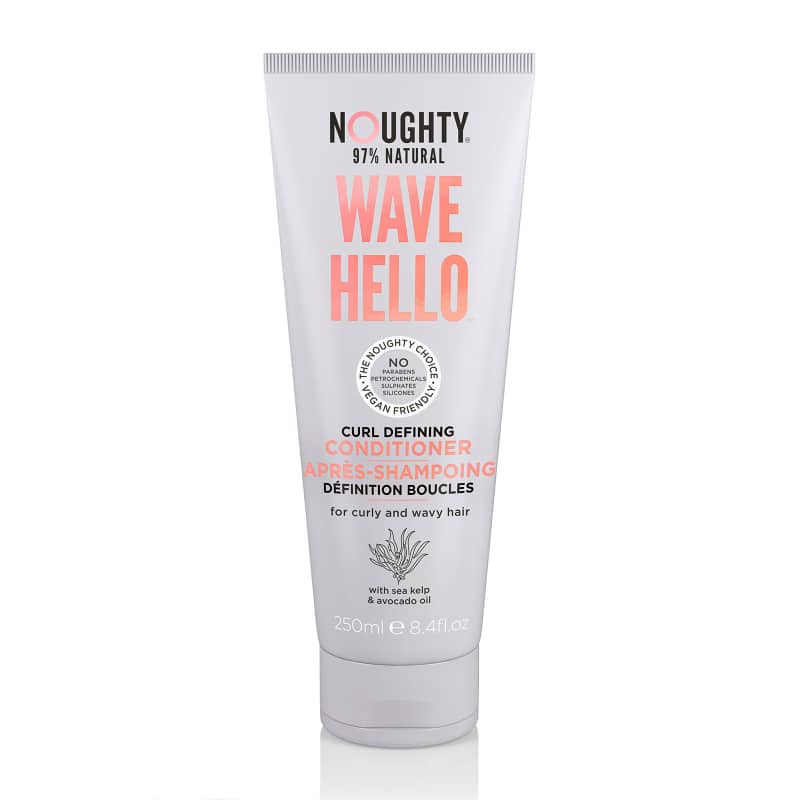 NOUGHTY - Wave Hello Curl Defining Conditioner 250ml