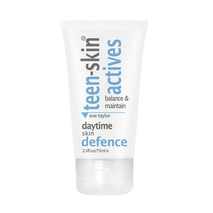 TEEN-SKIN ACTIVES - Daytime Skin Defence SPF15 75ml