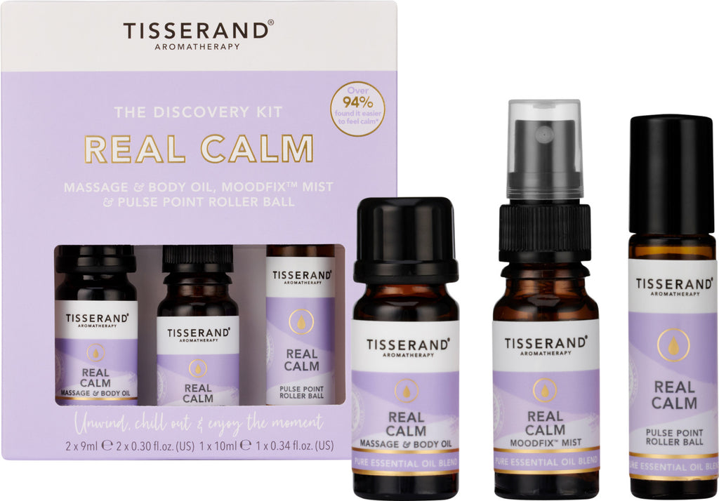 TISSERAND - Real Calm Discovery Kit