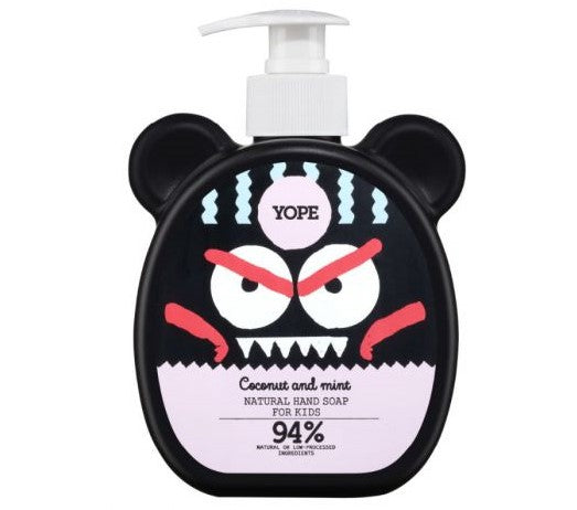 YOPE - Coconut & Mint Hand Soap 400ml