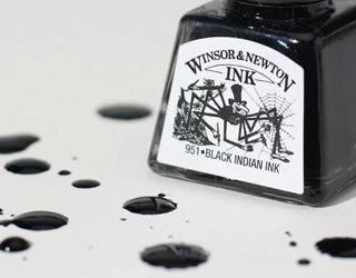 W&N Indian Ink