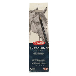 Derwent Sketching Pencil Set