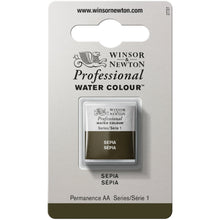 Load image into Gallery viewer, W&N Professional Watercolour Half Pan